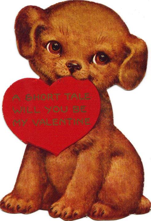 valentine puppy clipart - photo #30