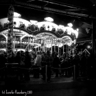 Carousel at Hershey Park, PA, USA.