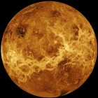 2 NASA. Radar image of surface of Venus, 1991.  Wikipedia.