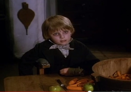 Anthony Walters as Tiny Tim in A Christmas Carol 1984 5OrdFTnE