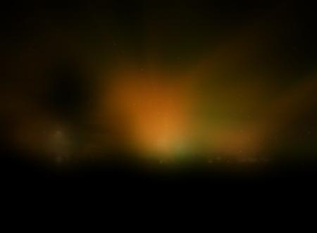 12 5 2014 harrisburg orange lights night mist fog 2