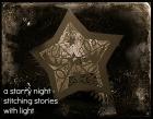a starry night haiku