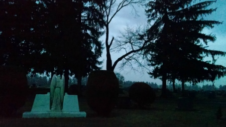 angel 2 original cemetery