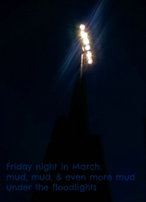 friday night in march