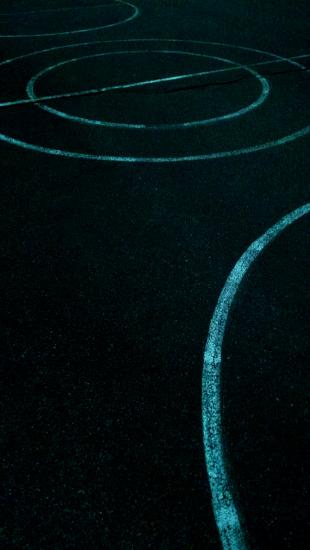 4 1 2015 basketball court asphalt circles