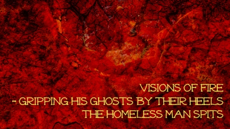 visions of fire haiga