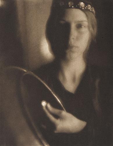 George Seeley.  Firefly, 1907. WikiArt.